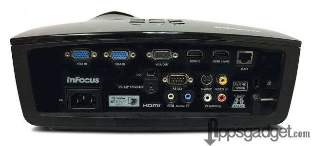 InFocus IN3134a Network Projector