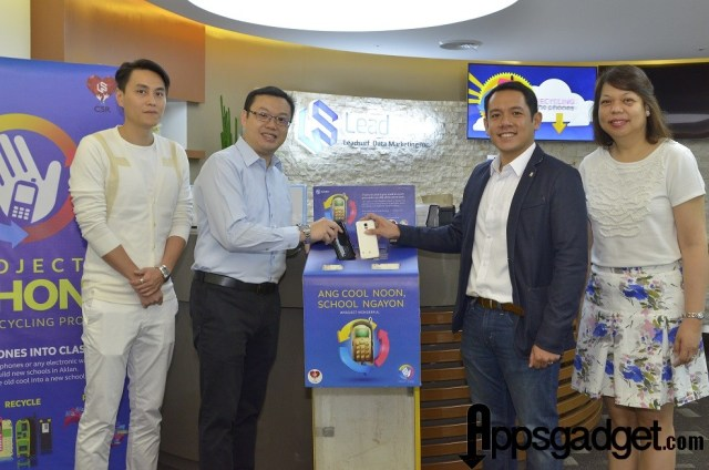 LeadSurf joins Globe Telecom's Project 1