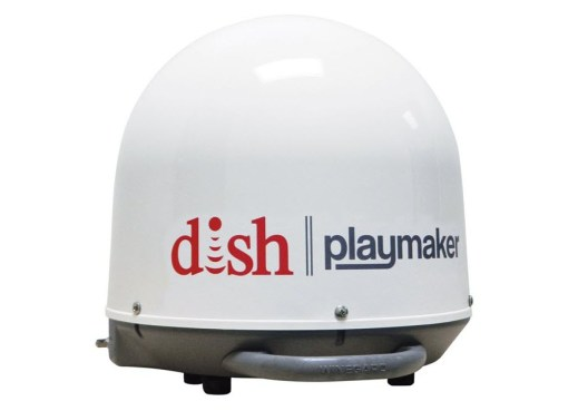Portable Satellite Antenna - Winegard DISH Playmaker Review