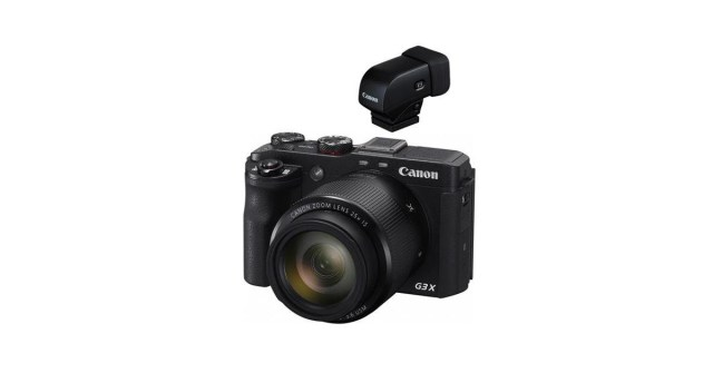 Canon Powershot G3 X with EVF Kit - Super Camera Review