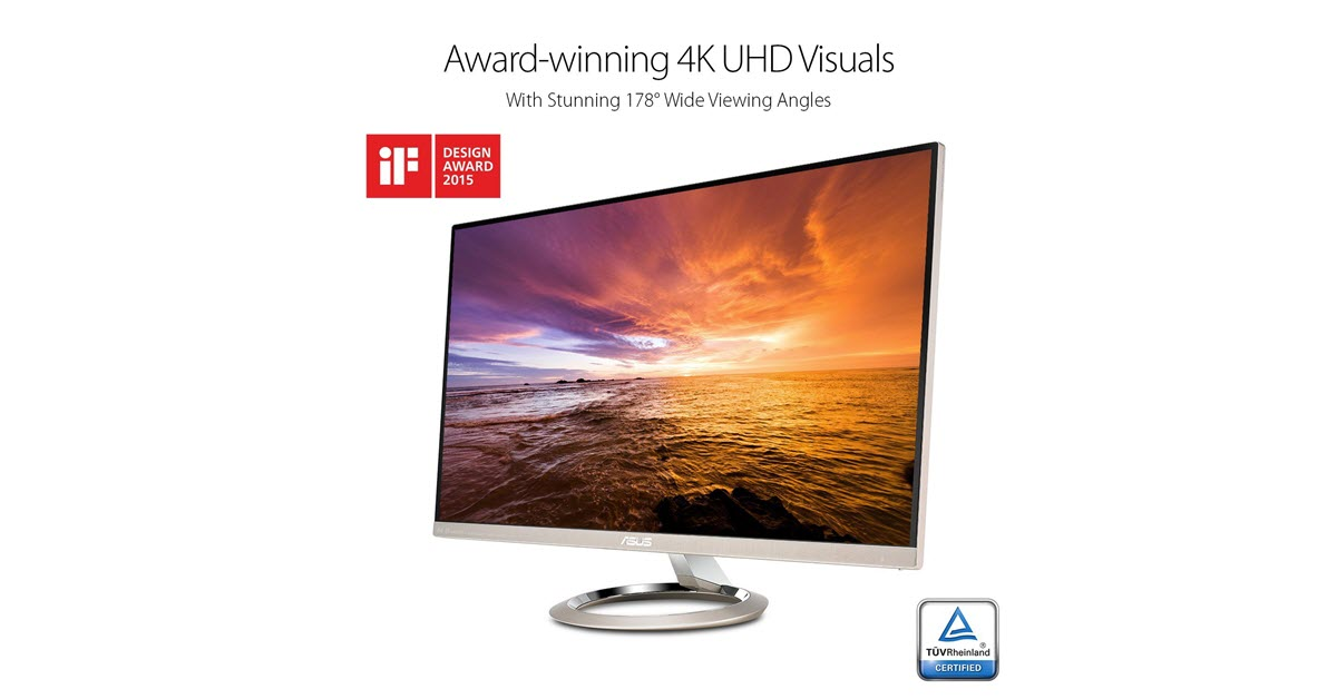 """ASUS Designo MX27UC 27"""" 4K UHD IPS Eye Care Monitor Review"""