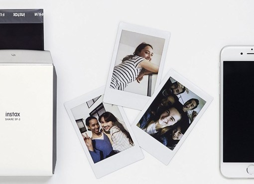 Portable Smart Phone Photo Printer - Fujifilm INSTAX SHARE SP-2