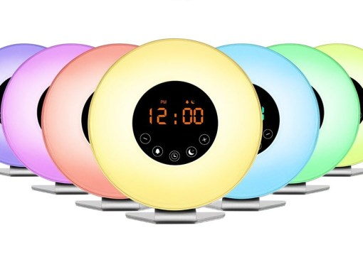 Lyker Sunrise Alarm Clock for Heavy Sleepers Review