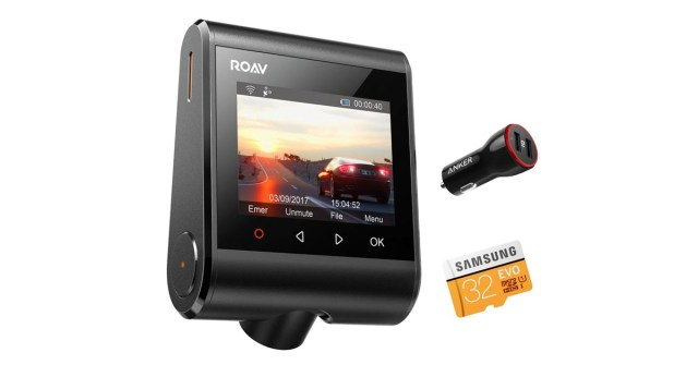 Anker Roav Dash Cam C1 Pro GPS/WiFi Dash Camera Review