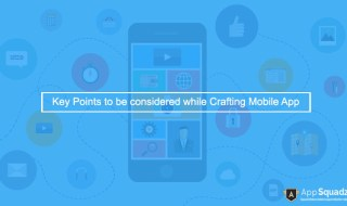 Crafting Mobile App