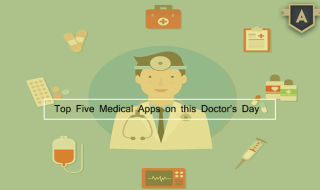 Top Five Medical Apps