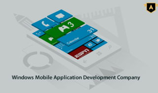 Windows Mobile Application Development Company
