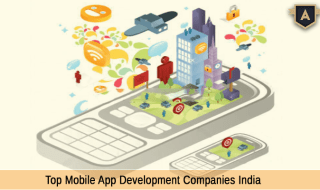 Top Mobile App Development Companies India