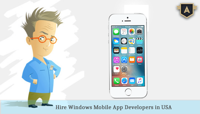Windows Mobile App Developer