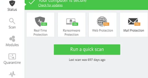 تحميل برنامج Avira antivirus 2012 مجانا
