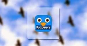 تطبيق متابعة إحصائيات أعداد الفلورز على تويتر TwitFollow