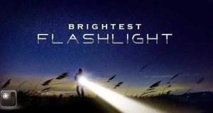 برنامج الكشاف Super-Bright LED Flashlight للأندرويد