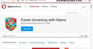 تحميل متصفح انترنت اوبرا 2018 أحدث إصدار 50.0.2762.58 ويندوز 32/64 بيت