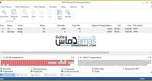 تحميل برنامج O&O Defrag لتجزئة القرص الصلب