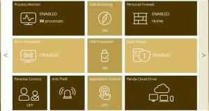 تحميل برنامج Panda Gold Protection لحماية بياناتك