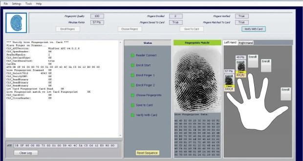 تحميل برنامج fingerprint