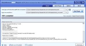 تحميل برنامج DataNumen BKF Repair