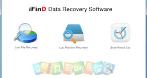 تحميل برنامج iFinD Data Recovery Free Edition