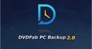تحميل برنامج DVDFab PC Backup