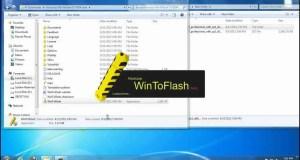 تحميل برنامج WinToFlash