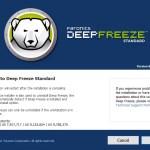 تحميل برنامج Deep Freeze Standard