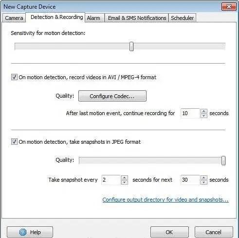 كيفية إستخدام برنامج Security Eye و خاصياته المفيدة