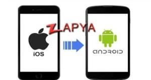 كيفية مشاركة الملفات من Android الى IOS بواسطة برنامج Zapya