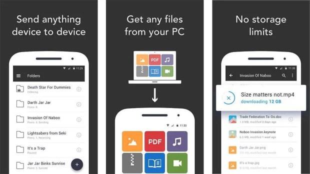 أفضل 5 تطبيقات Android لنقل الملفات من Android إلى الكمبيوتر الشخصي وطرق أخرى أيضًا!