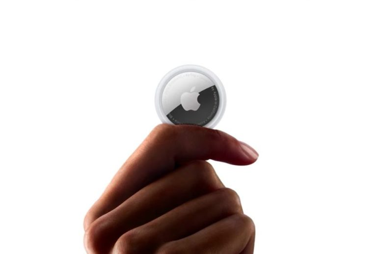 Apple AirTag [Keynote avril 2021]   Apple dévoile officiellement AirTag, son traqueur dobjets
