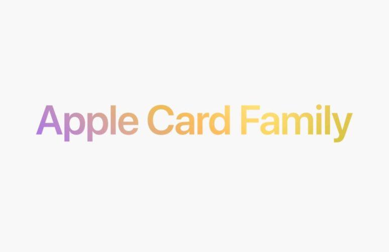 Apple Card Family [Keynote 2021]   Apple Card Family : Apple réinvente lApple Card