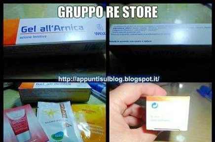 Gruppo Re Store, rispetto e salute insieme