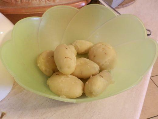 Purè di patate istantaneo, origine del tubero