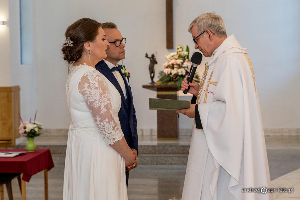 Zdjęcia ślubne - Ślubowanie