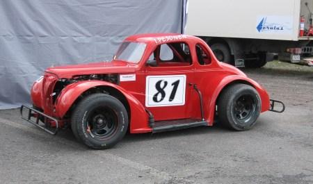 Legends Chevrolet -37 coupé