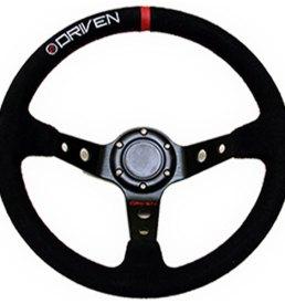 Driven steering wheels