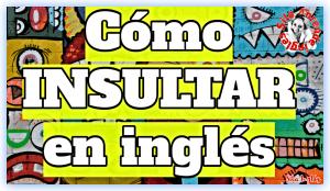 insultar en inglés