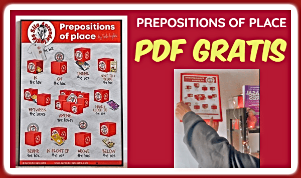 prepositions of place pdf