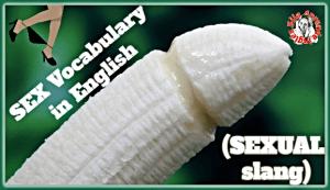 sex vocabulary