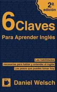 cubierta 6 claves libros para aprender inglés daniel welsch