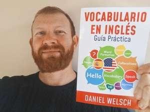 libro de vocabulario en inglés