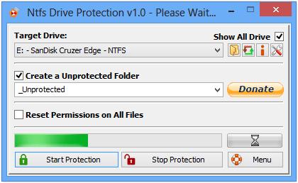 proteger pendrives virus