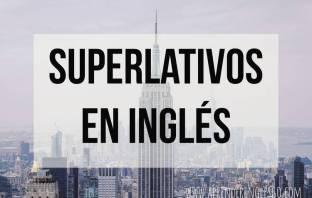 superlativos en inglés