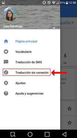descargar traductor inglés para android 9