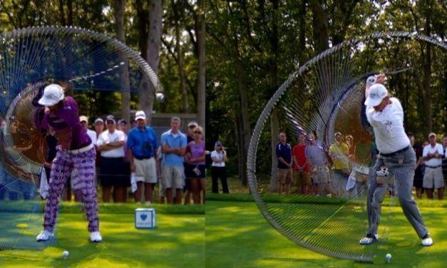 Escuela de golf clásica y moderna