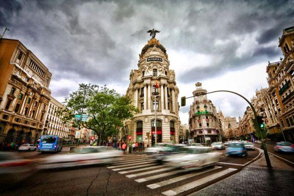 vivir en Madrid