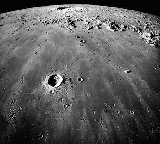 que ver en la luna