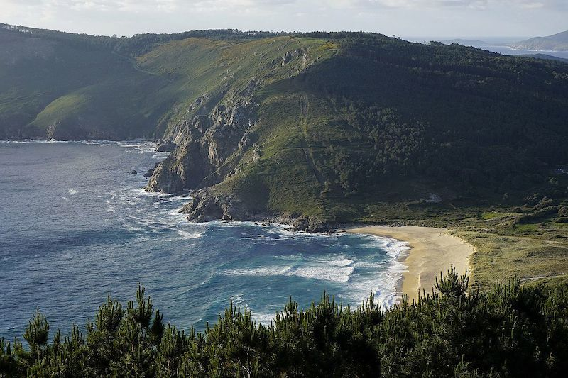 Playa_de_Mar_de_Fóra galicia