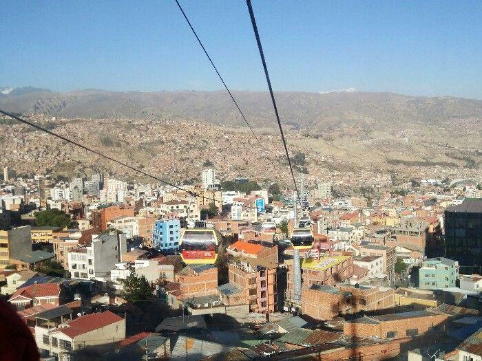 Qué ver en La Paz (Teleférico)
