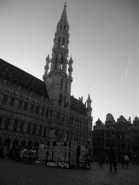 beca erasmus europa bruselas