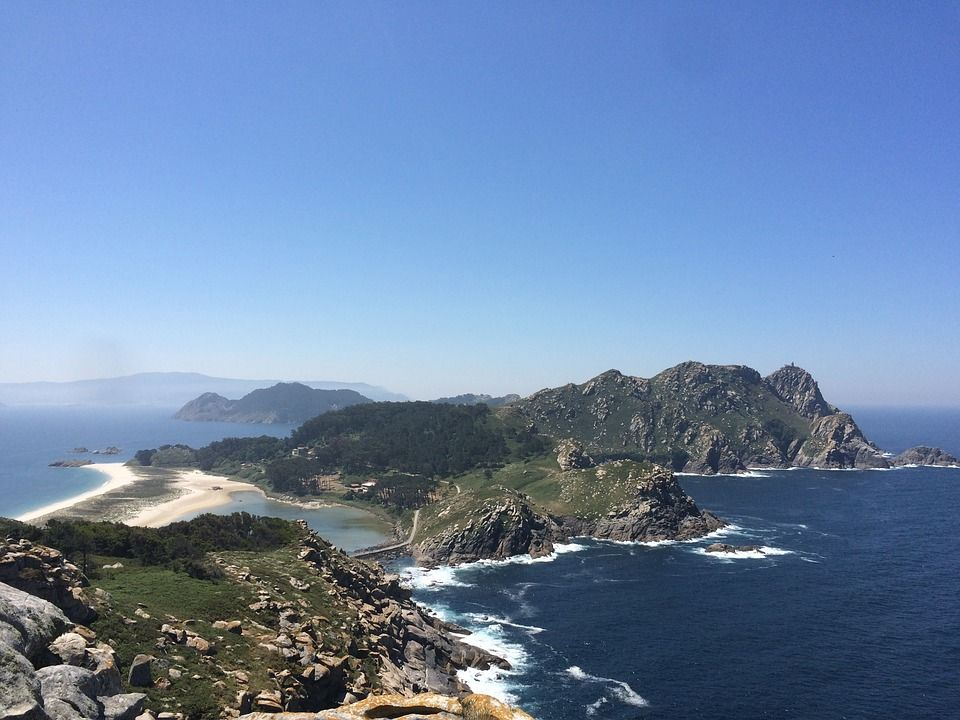 playas mas bonitas que ver en Galicia